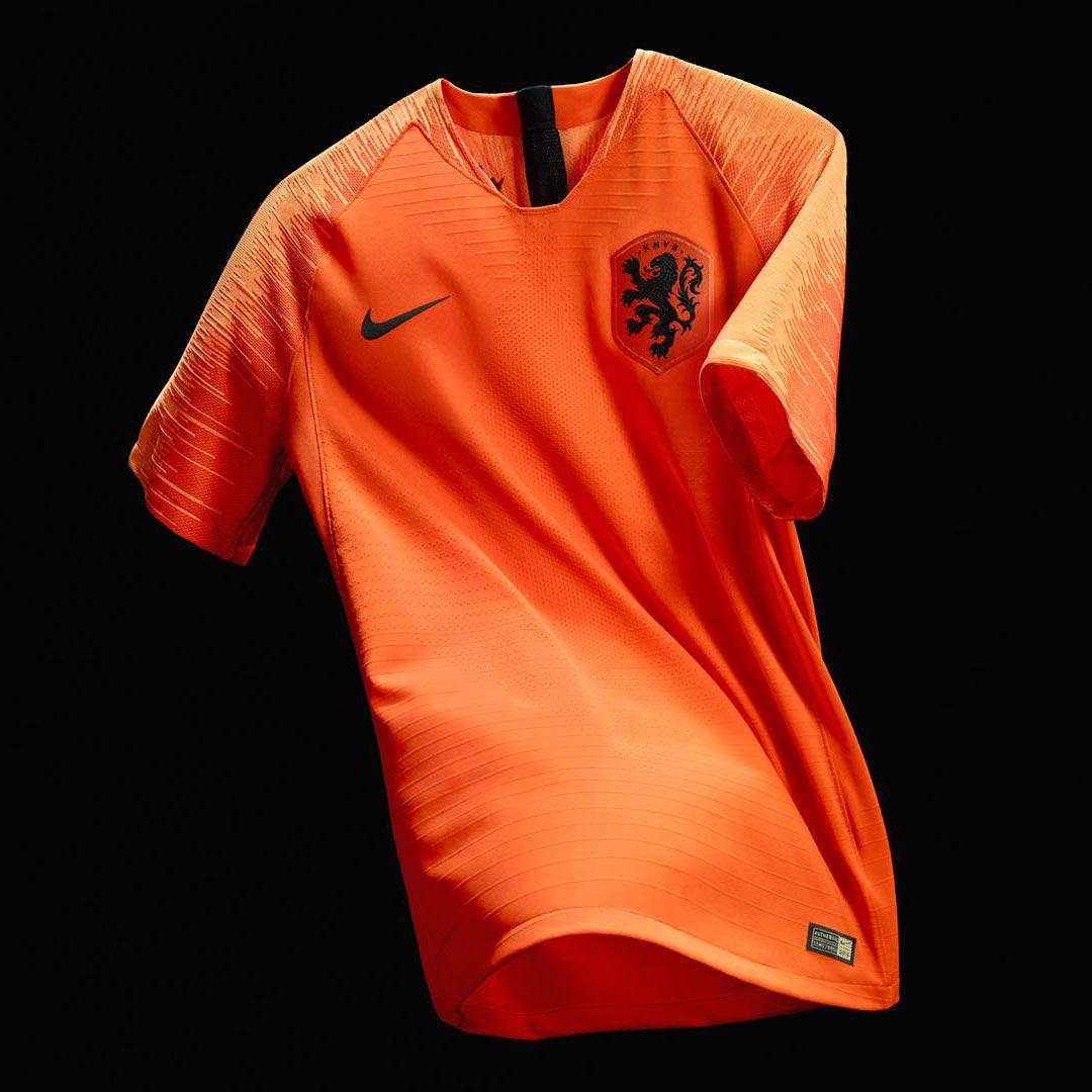 Pays-Bas 2019 maillot de foot domicile orange