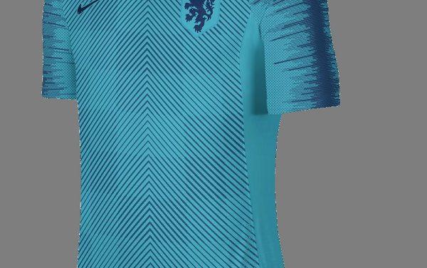 Pays-bas 2018 nouveaux maillots de football Hollande Nike