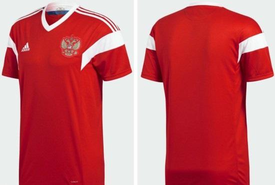 Russie 2018 maillot de foot coupe du monde 2018