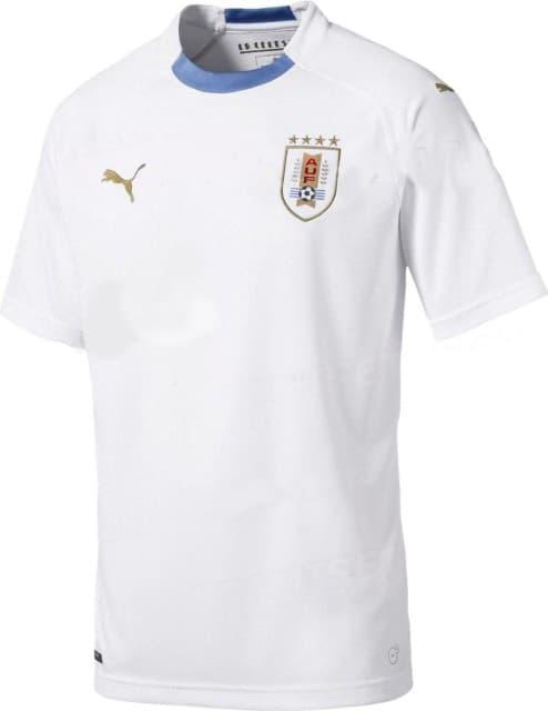 Uruguay 2018 maillot exterieur coupe du monde 2018