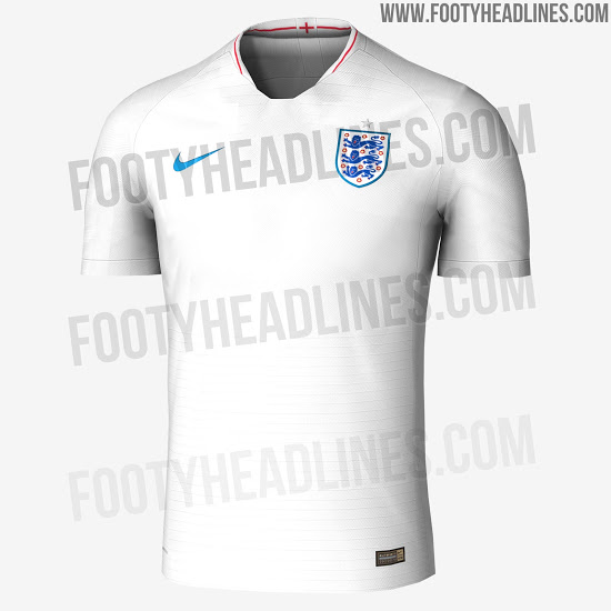 possible maillot domicile blanc Angleterre 2018 coupe du monde.jpg