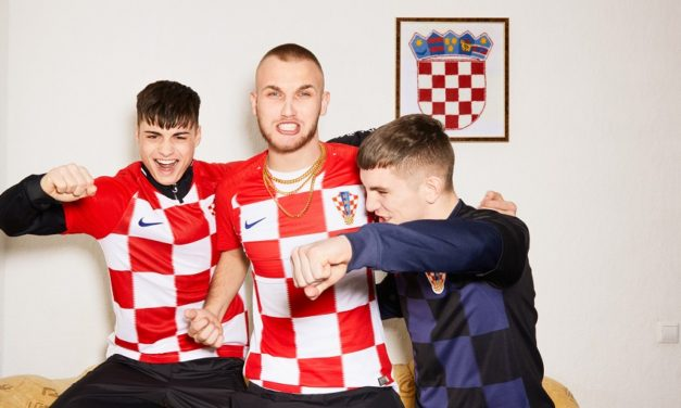 Les nouveaux maillots de foot Croatie 2018 coupe du monde 2018