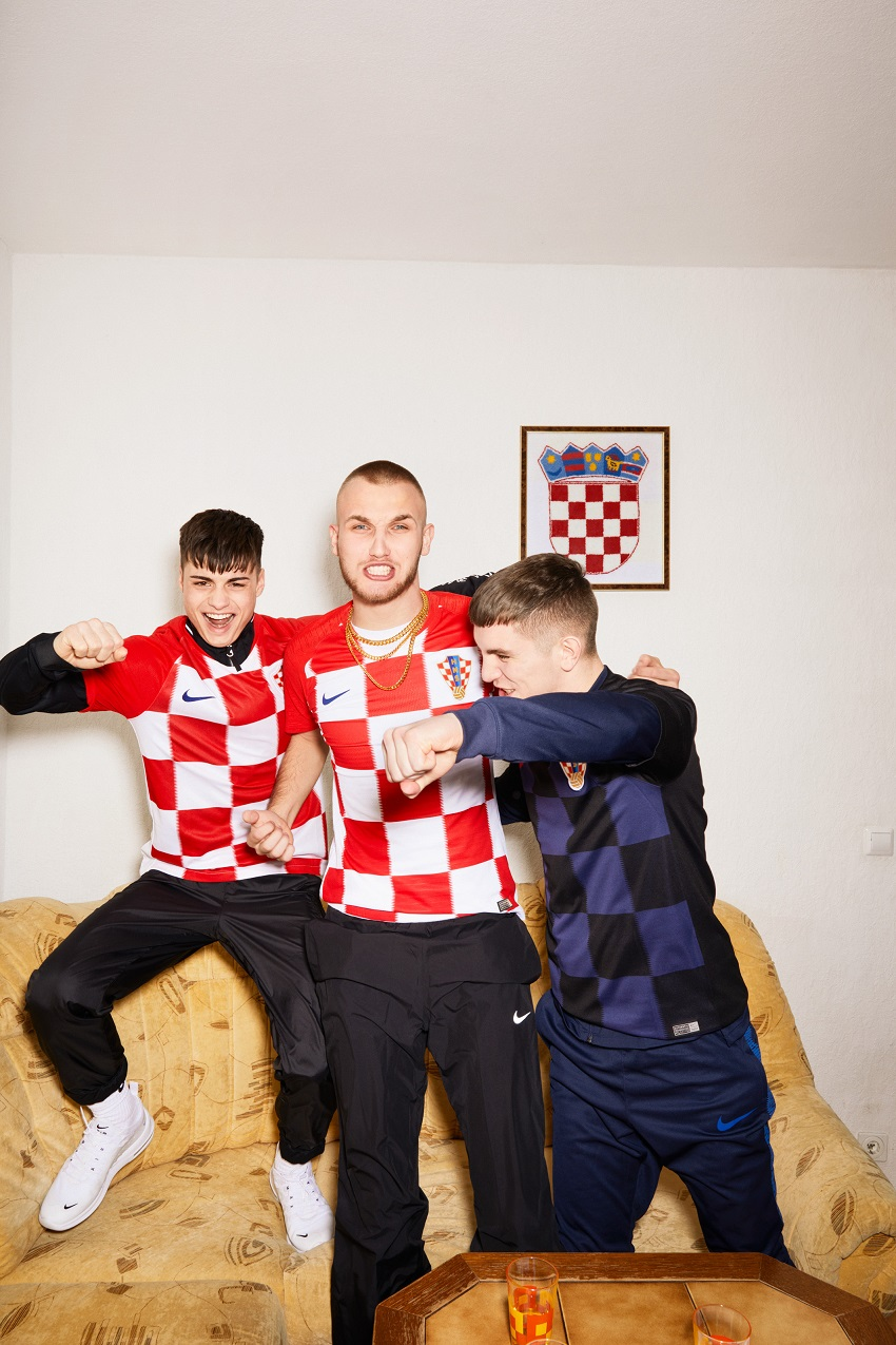 Croatie 2018 maillots de football Nike coupe du monde 2018