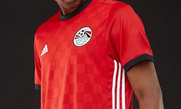 Adidas fait les maillots de l egypte 2018 coupe du monde 2018 - Prochaine coupe du monde de foot 2018 ...
