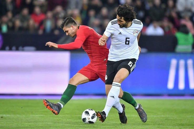 Egypte 2018 maillot exterieur coupe du monde 2018