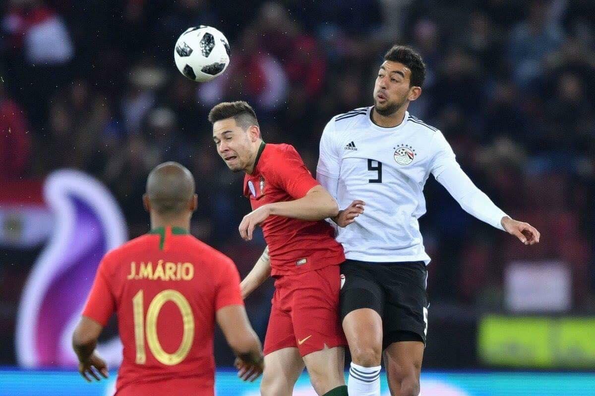 Egypte 2018 maillot exterieur foot coupe du monde 2018