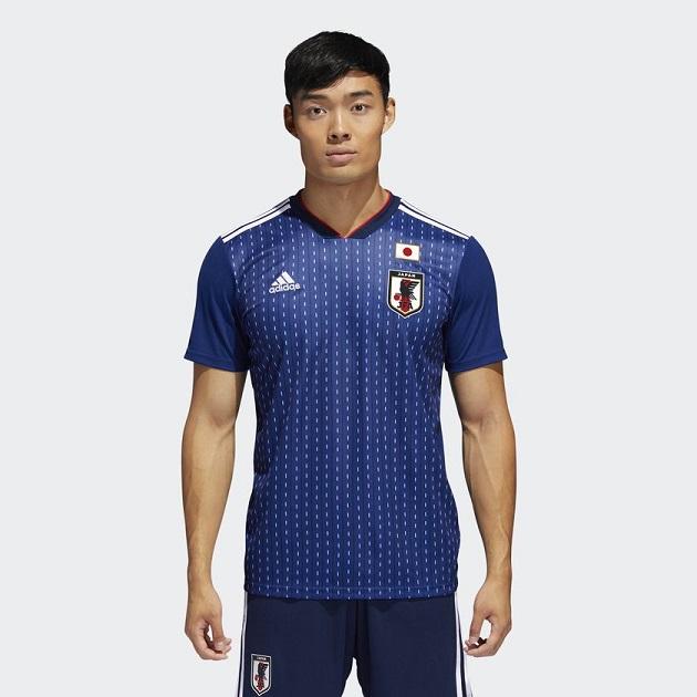Japon 2018 maillot Adidas coupe du monde 2018