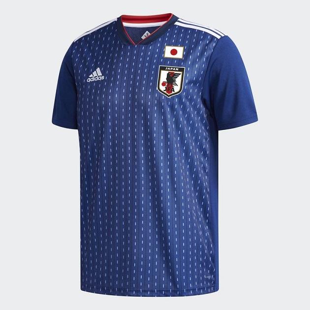Japon 2018 maillot de foot domicile coupe du monde 2018 1