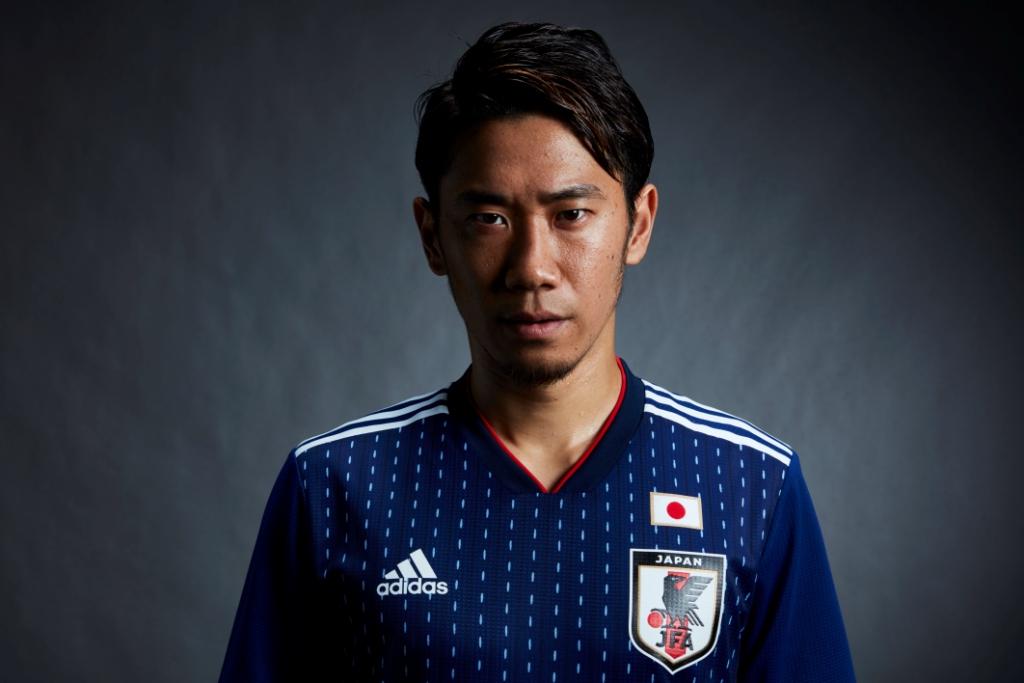 Japon 2018 maillot de football domicile coupe du monde 2018