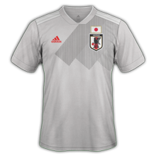 Japon 2018 maillot football exterieur coupe du monde 2018