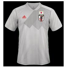 Japon 2018 maillot football exterieur coupe du monde 2018