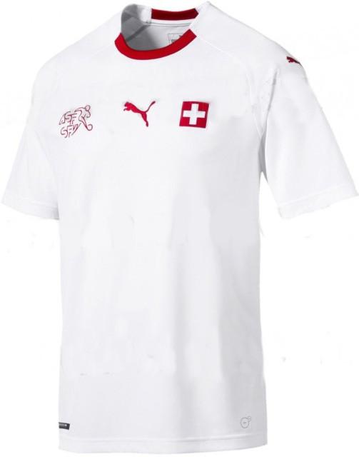 Suisse 2018 maillot exterieur coupe du monde 2018