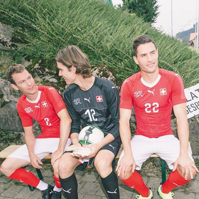 Suisse 2018 nouveau maillot domicile coupe du monde
