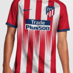 Atletico Madrid 2019 maillot domicile foot 18 19