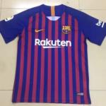 FC Barcelone 2019 maillot domicile football