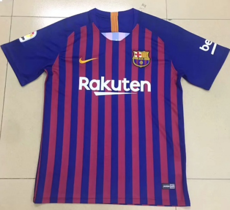 FC Barcelone 2019 maillot domicile football 18 19
