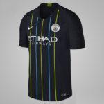 Manchester City 2019 maillot exterieur 18 19 Nike