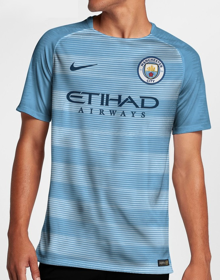 Manchester City possible maillot 2019 domicile