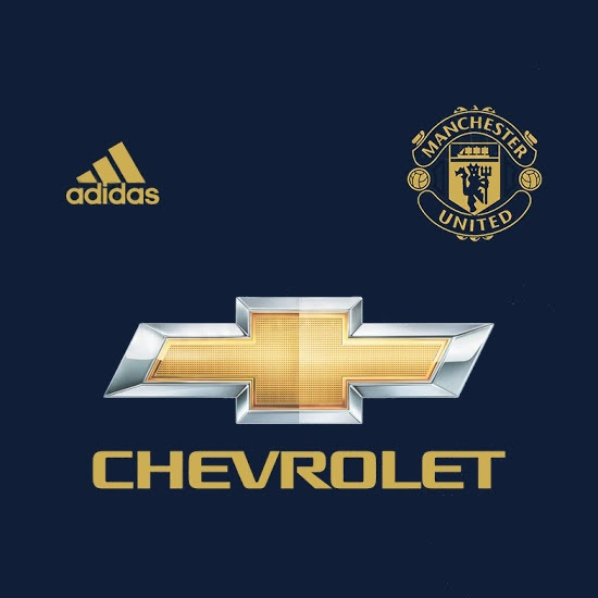 couleurs maillot Manchester United third 2019