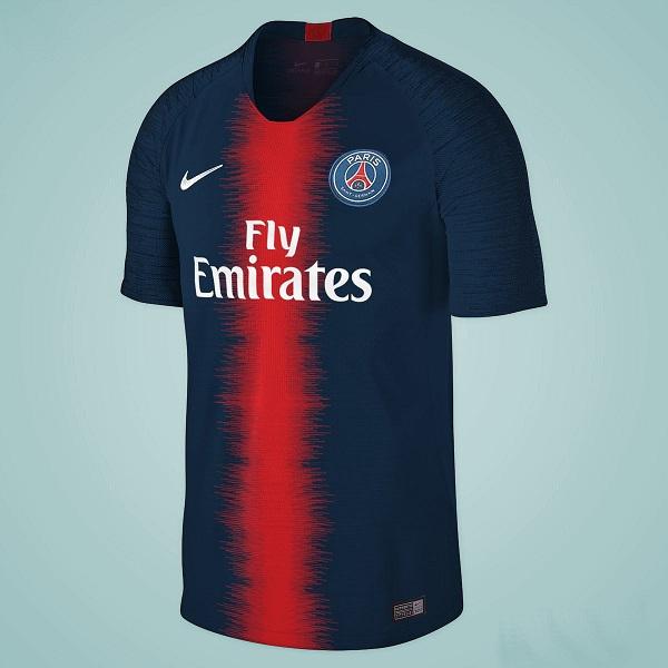 Paris 2019 maillot domicile PSG 18 19
