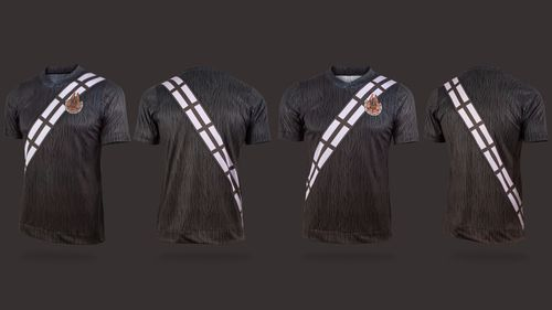 Star Wars maillot de foot Chewbacca