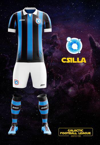 maillot foot Star Wars Csilla