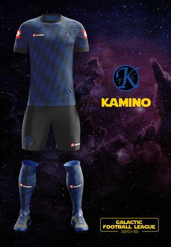 maillot foot Star Wars Kamino