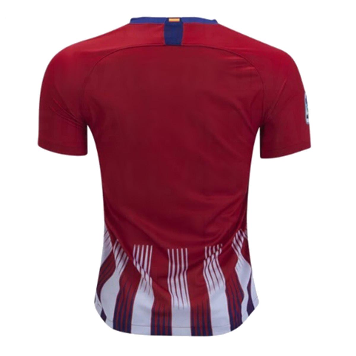 Atletico Madrid 2019 dos maillot football Nike domicile