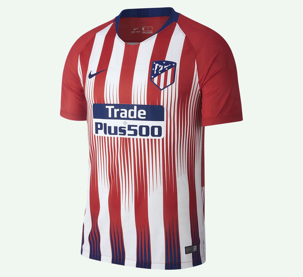 Atletico Madrid 2019 maillot domicile