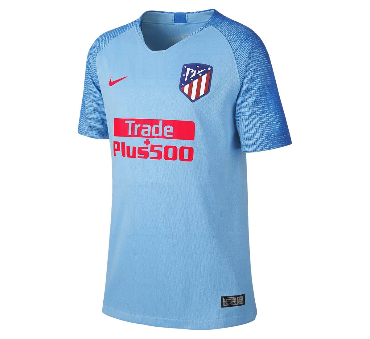 Atletico Madrid 2019 maillot extérieur 2018 2019