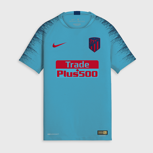 Atletico Madrid 2019 possible maillot exterieur 18 19 Nike