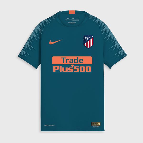 Atletico Madrid 2019 possible troisième maillot de foot third