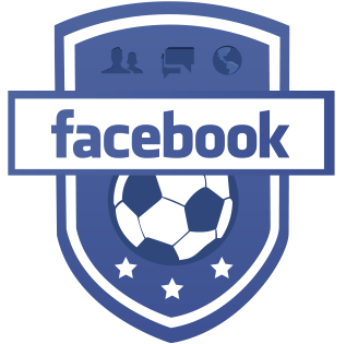 Blason Facebook football club