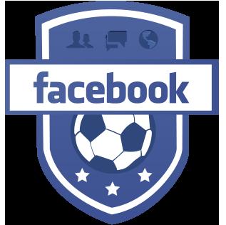 Blason Facebook football club