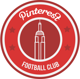 logo Pinterest football club