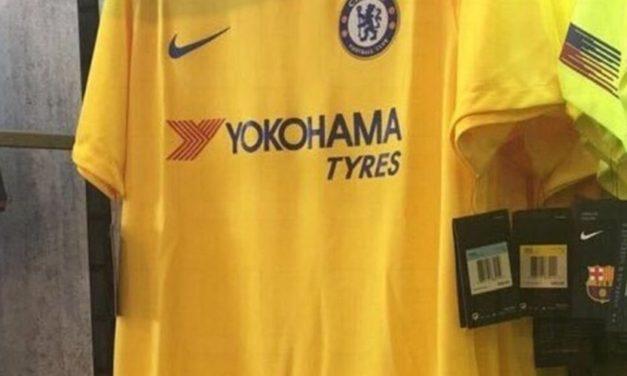 Chelsea 2019 nouveaux maillots de foot 2ème saison avec Nike