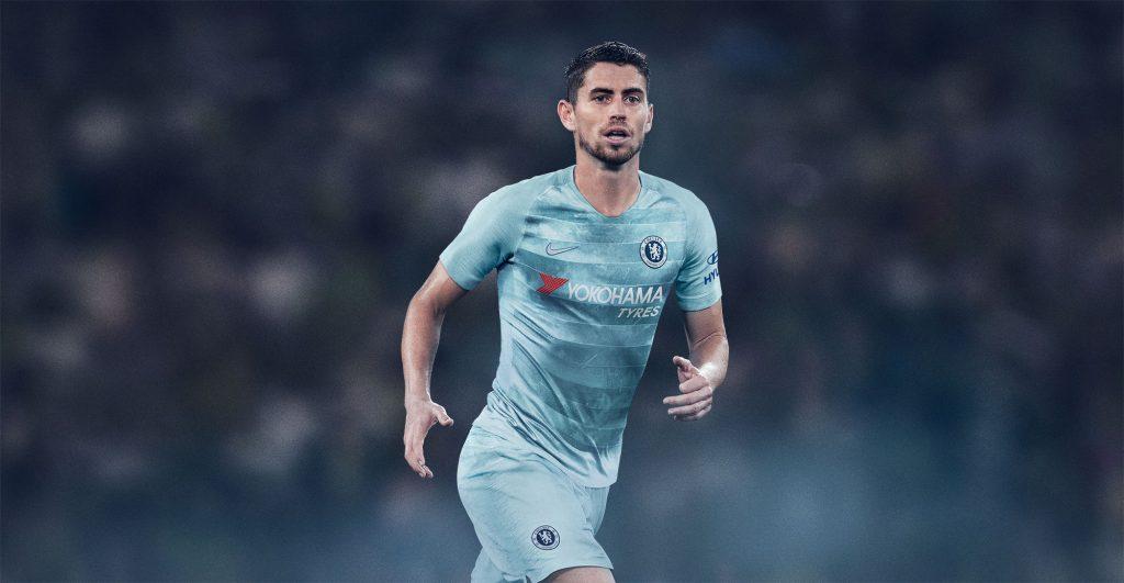 Chelsea 2019 nouveau troisieme maillot de football third 2018 2019