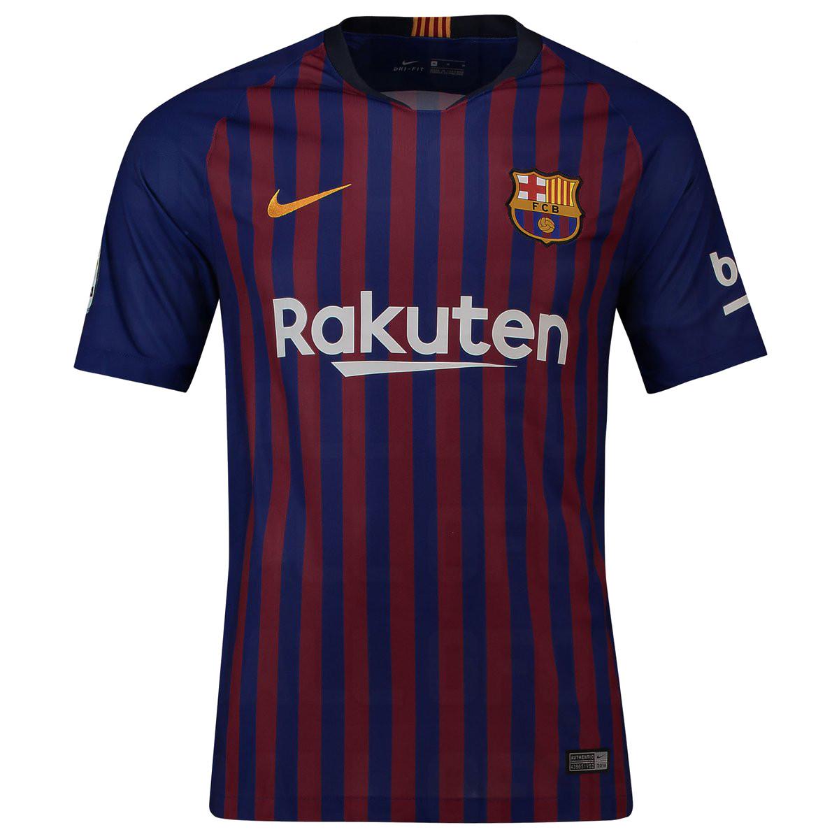 FC Barcelone 2019 maillot de foot domicile 18 19