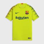 FC Barcelone 2019 maillot de foot exterieur 18 19 Nike