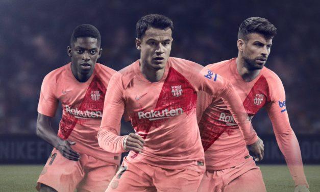 Les nouveaux maillots de foot FC Barcelone 2019