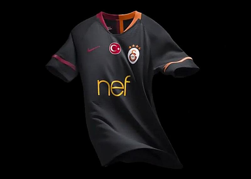 Galatasaray 2019 maillot de foot exterieur