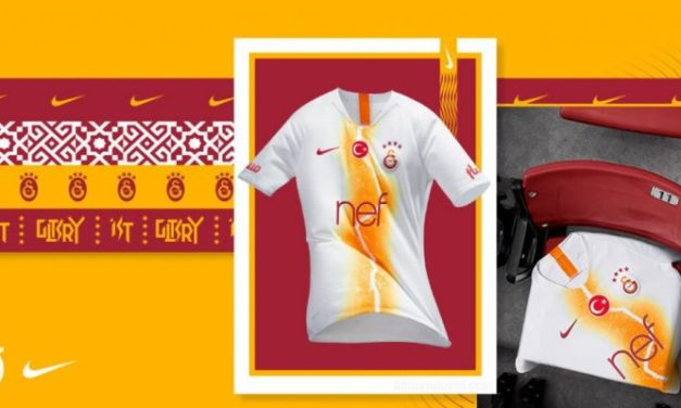 Galatasaray maillot football Maillots Foot Actu