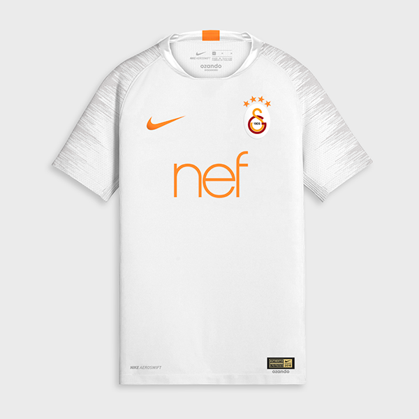 Galatasaray 2019 possible maillot extérieur
