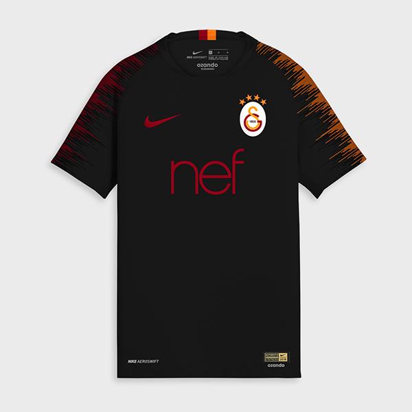 Galatasaray 2019 possible maillot third 18 19