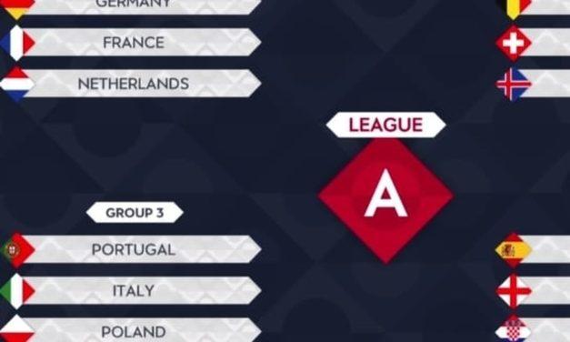 Tirage des groupes Ligue des nations