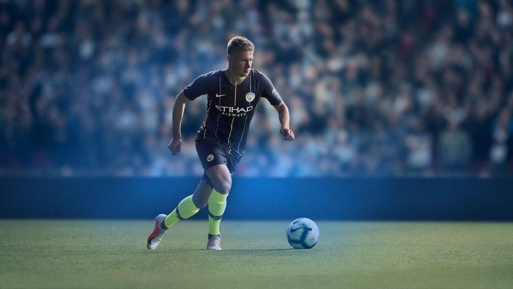 Manchester City 2019 maillot extérieur De Bruyne