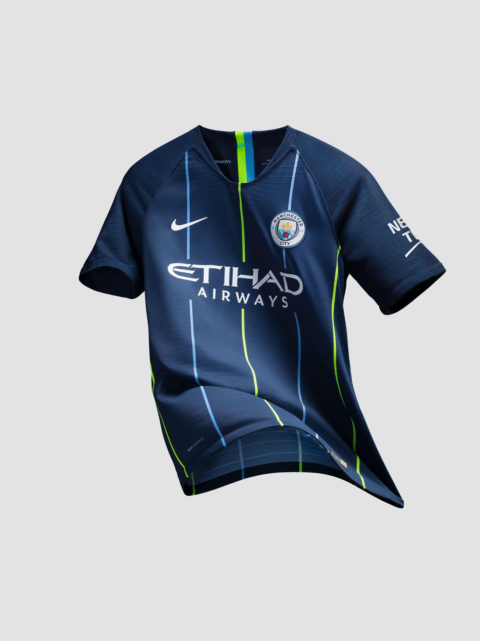 Manchester City 2019 maillot extérieur foot Nike
