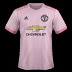 Manchester United 2019 maillot de foot extérieur 18 19