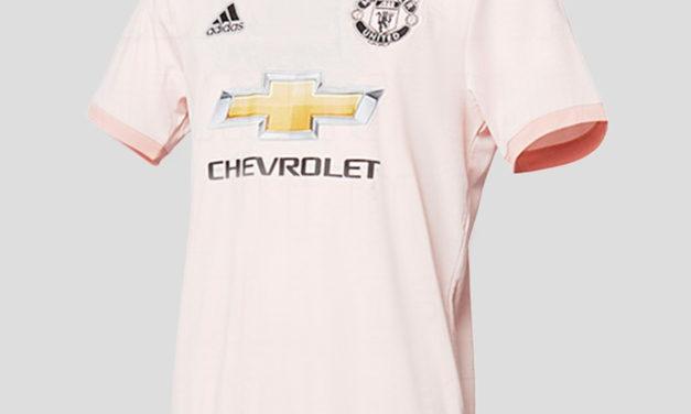Les nouveaux maillots Manchester United 18-19 par Adidas