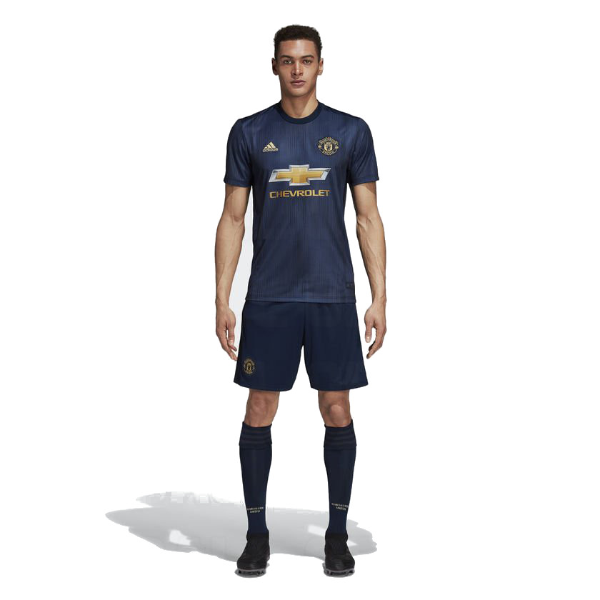 Manchester United 2019 troisieme maillot third 18 19 officiel